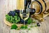Vins rouge et blanc-GP